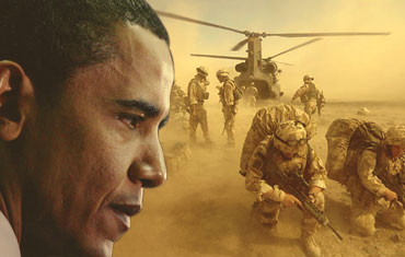 Obama for Peace: Turn Hope into Action