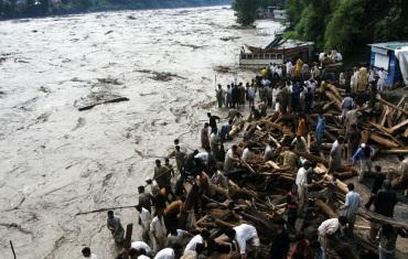 Inundaciones en Paquistán