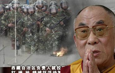 Stai a fianco del Tibet - Sostieni il Dalai Lama