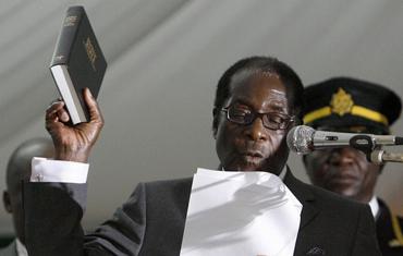Staatschefs: Mugabe nicht anerkennen