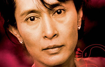 Free Aung San Suu Kyi!