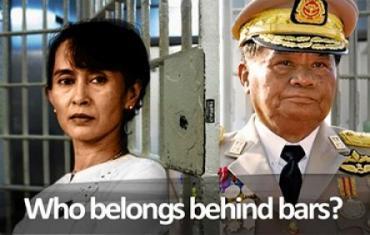 Burma: Help Justice Defeat Tyranny